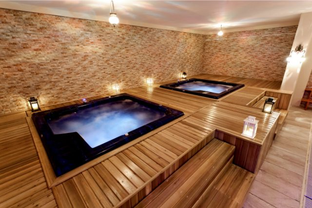 Hot Tub Project