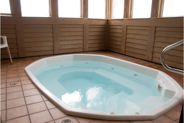 New Hot Tub Project